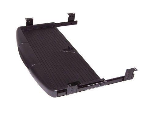 Tastaturauszug schwarz 550 x 230 mm für den Schreibtisch von Sotech
