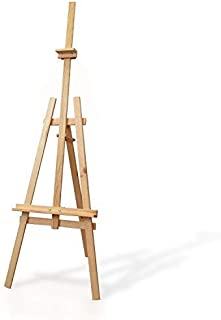 comprar comparacion Amazinggirl Caballete Pintura niños - Caballete plegeable tripode Pintura De Tres Patas Regulable en Altura Madera de Haya...