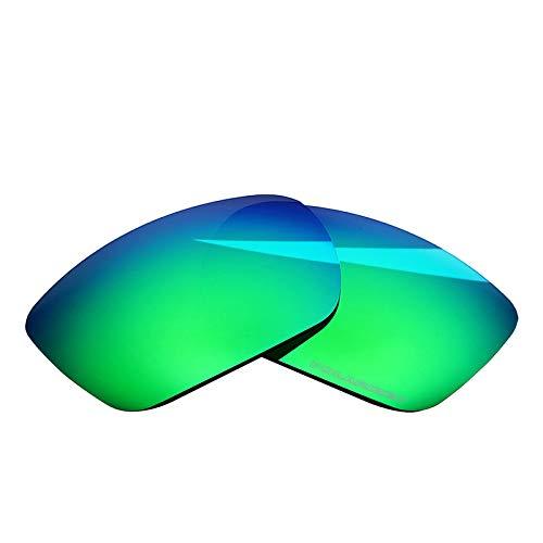 BlazerBuck lentes de repuesto polarizadas antisal para Oakley Big Taco OO9173