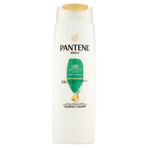 Pantene Pro - V Shampoo Lisci Effetto Seta, 225ml