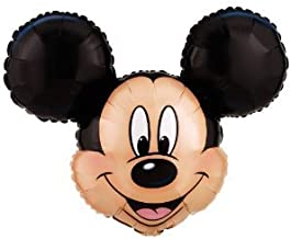 Mickey Mouse Balloon - Huge Mickey Mouse Mylar Balloon - 27 Inches