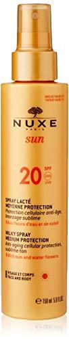 Nuxe Sun Milky Spray SPF 20 Medium Protection Zonnespray 150 ml
