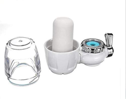 Moet keukenkraan Filter Washable keramische wand-Mounted Water Purifier ontroesten Zuivering Water Quality Healthy-Water Filter (Kleur: Replacement Filter) dljyy (Color : Replacement Filter)