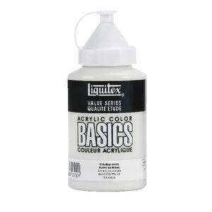 Liquitex Basic Peinture acrylique 400 ml Blanc De Titane