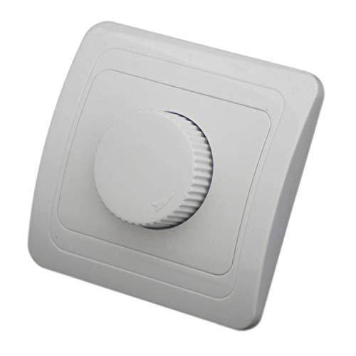 Dimmer wisselschakelaar schakelaar met frame stopcontact inbouw wit