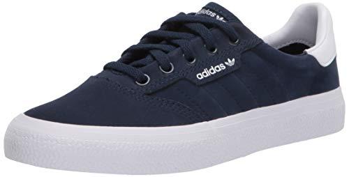 adidas Originals 3mc Tenis para hombre, Azul (azul marino/blanco), 45 EU