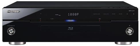 Pioneer BDP LX 71 Blu-Ray Player (HDMI, DivX-Zertifiziert) schwarz