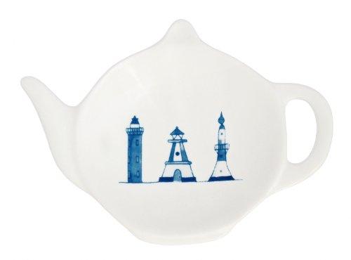 CUP+MUG Teebeutelablage, Leuchtturm