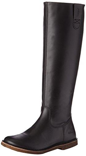 Kickers Damen Credo2 Biker Boots, Schwarz (Noir (8 Noir), 37 EU