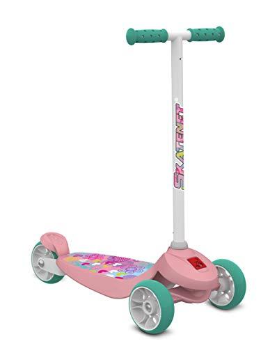 Pat Skatenet Kid Flower