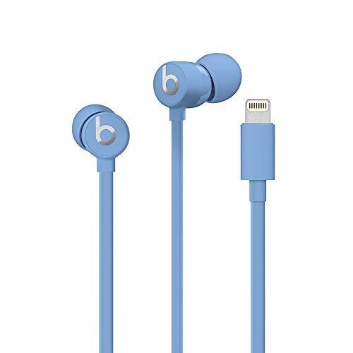 Urbeats3In-EarKopfhörer mit Kabel und Lightning Connector– verknotungsfreies Kabel, magnetische In-EarKopfhörer, integriertes Mikrofon und Bedienelemente– Blau