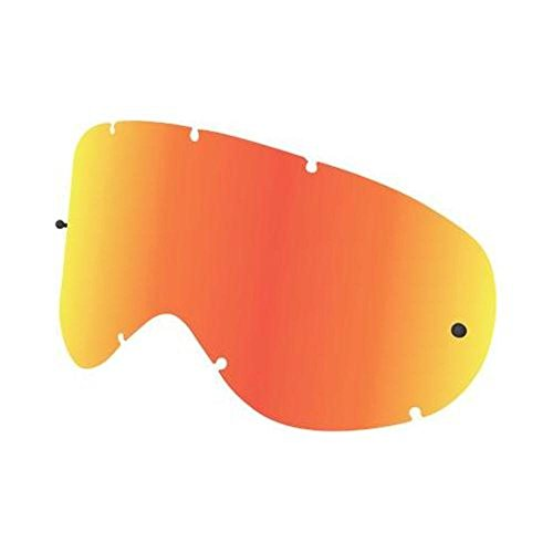 Dragon 722-1275 Mdx Snow Lens All Weather Red Ion