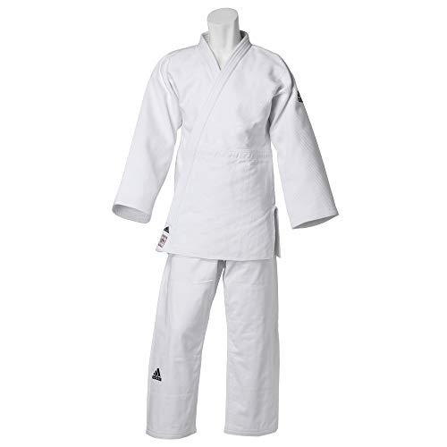 Adidas Champion–Kimono de Judo II, Blanco