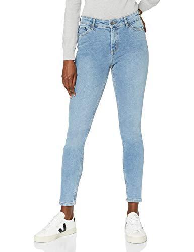 MERAKI USAPP5 Skinny Jeans Herren, Dunkles Marineblau, 33W / 30L