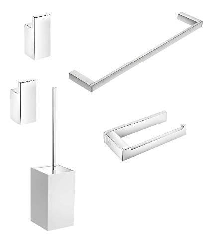 Kit accesorios baño Bathlife Pack 3140761 Pom'dor