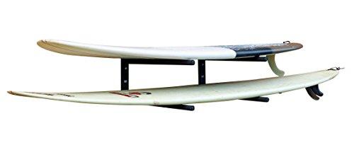 Accesorios de tabla de para unisex adulto Accesorios deportivos de skateboard de la marca northcore Modelo surfboard rack - double, referencia noco90b Los accesorios deportivos de la marca northcore están diseñados para que disfrutes de tu deporte fa...