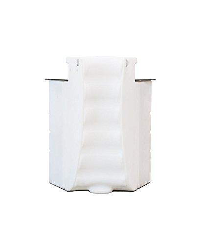 TERAPLAST Tera Comptoir Wave Short Made in Italy