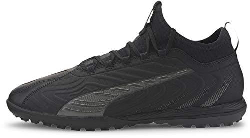 PUMA Mens One 20.3 Turf Soccer Cleats - Black - Size 10.5 D