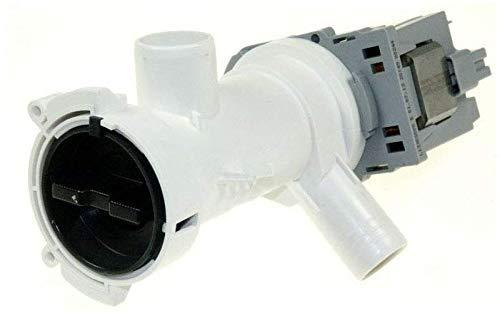 Bomba de desagüe sin recirculación – Lavadora de carga frontal – Fagor, Brandt, Sangiorgio, Vedte, Proline, de Dietric, Thomson, CDA, EDESA, DE DIETRICH, ASPES.