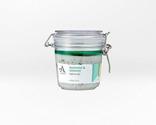 Arran Sense of Scotland Kilner Jar Salt Gommage 400 g - Lot de 3