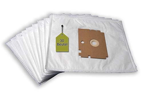 eVendix Staubsaugerbeutel passend für Rowenta 1300 W, 30 Staubbeutel + 6 Mikro-Filter, kompatibel mit Swirl R27