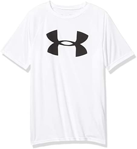 Under Armour Tech Big Logo Camisa de Manga Corta para Niños