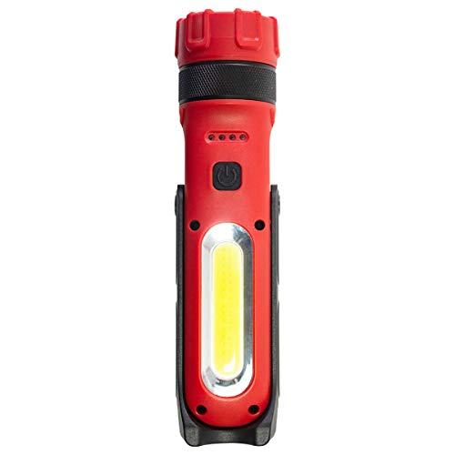 Amtech S8205 Multifonction 200 LM USB Lanterne Lampe Torche Rechargeable