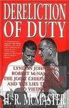 Dereliction of Duty Publisher: Harper Perennial