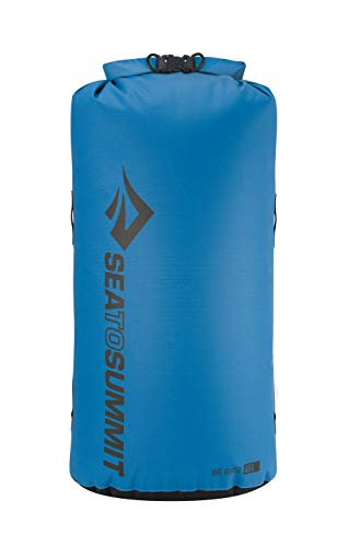Sea to Summit Big River Dry Bag,Blue,8-Liter