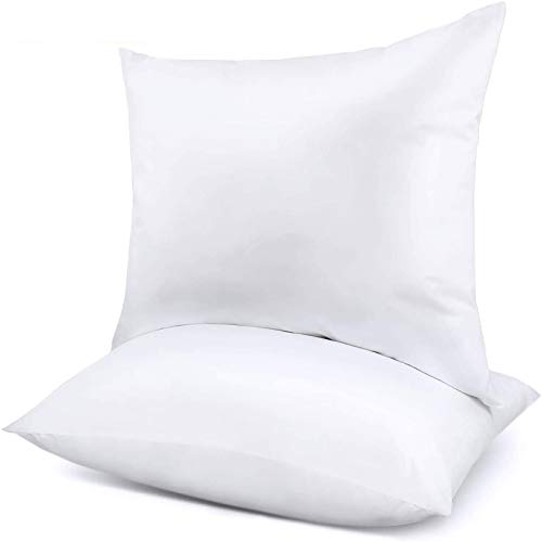 Pillows for Sleeping, Size Queen Bed Pillows for Neck Pain Premium Down Alternative Cooling Hotel Pillow for Side & Back Sleeper with Cotton Cover 2 Pack