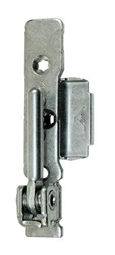 Roto Scherenlager/Ecklager mit Bohrzapfen 1016 151 12/18 DIN Links mit verstellbarer Aufnahme