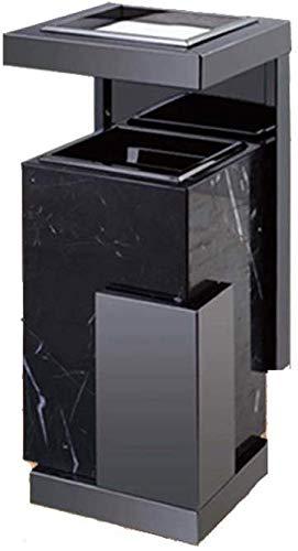 WYJW Keuken afval deur kast deur zonder bin vat bin (kleur: groen)