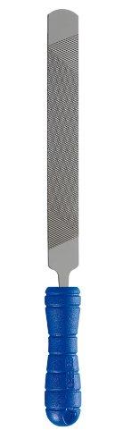 DICK Turf Hufraspel mit Griff Länge: 300x40x5 mm Blauer Griff Qualitätsprodukt