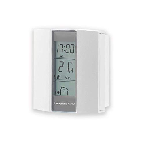 Honeywell Home T136C110AEU T136: Termostato Programable, Blanco