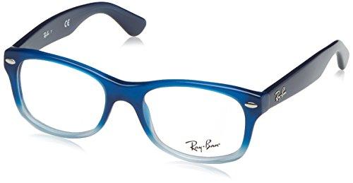 Ray-Ban Junior 0RY 1528 3581 46 Lunettes de soleil, Bleu (Blu), Mixte Enfant
