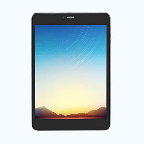 XLOO Tableta Ultrafina de 7.85 Pulgadas,2 Millones + 5 Millones de Cámaras,Pantalla IPS HD 1536x2048,3 GB de Ram,32 GB de ROM,Android 8.0 Wi-fi de Cuatro Núcleos,GPS,Cuerpo de Metal