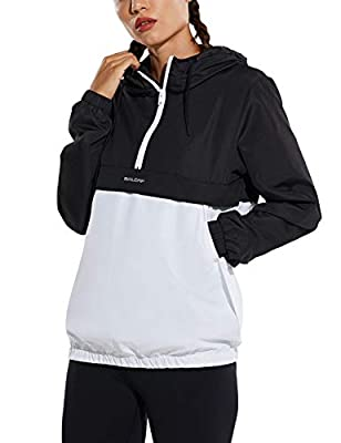 BALEAF Women's Half Zip