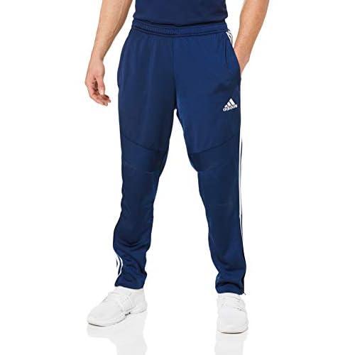 adidas Tiro 19 U, Pantaloni della Tuta Uomo, Blu (Dark Blue/White), 3XL