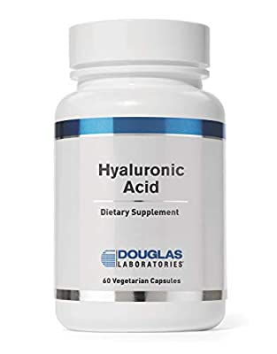 Douglas Laboratories - Hyaluronic Acid - 70 mg Hyaluronic Acid for Joint and Skin Health - 60 Capsules