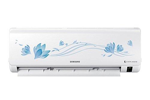 Samsung 1.5 Ton 3 Star Inverter Split AC (Alloy, AR18NV3HETU, Blooming Saffron)