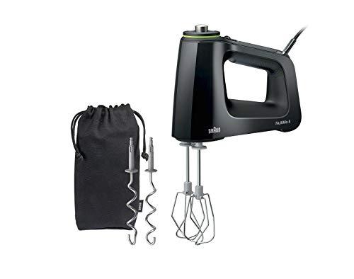 Braun HM5100 MultiMix Hand Mixer Black (Renewed)