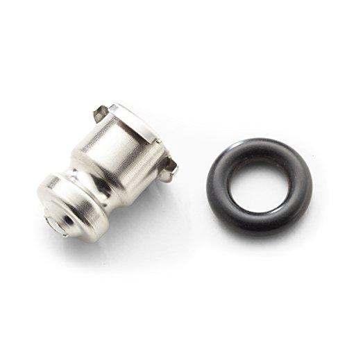 Fissler Ventil Euromatic mit O-Ring für alle Größen – Original Ersatz Ventil für Fissler Schnellkochtöpfe – Einfaches Auswechseln – 011-631-00-750/0 – für alle Größen