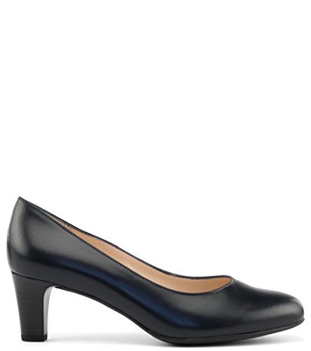 Peter Kaiser Damen NIKA Pumps, Blau (NAVY CHEVRO 118), 38 EU