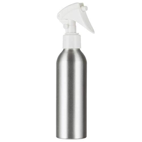 Tianfu - Botella de pulverización vacía para plantas, pulverizador de plástico de agua, rellenable, pulverizador de niebla fina portátil, pulverizador para peinado, riego de jardín, limpieza de flores, ducha, alimentación de mascotas, 1 unidad, beige, 50 ml
