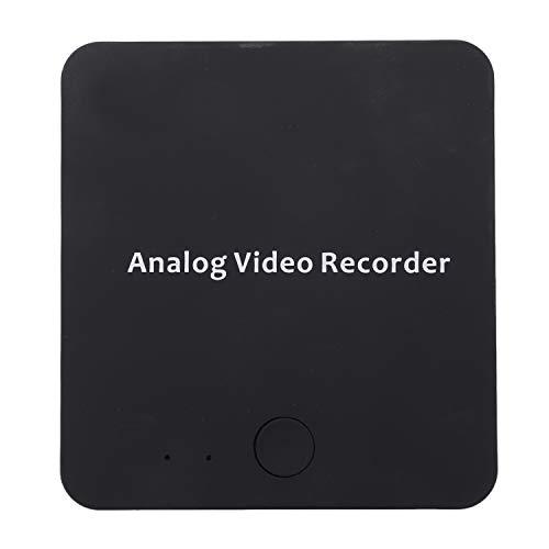 Xigeapg 272 Convertitore da VHS a Convertitore Digitale Dispositivo di Registrazione Video per Hi8 VCR Dvd Dvr Videocamera a Nastro Convertitore Analogico di File Multimediali
