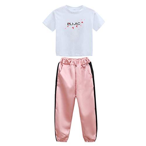 Tabpole 2 PZ Bambino Bambina Camicia+Pantaloni Vestiti Set Tuta