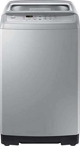 Samsung 6.5 Kg Fully-Automatic Top Loading Washing Machine (WA65M4100HY/TL, Silver)