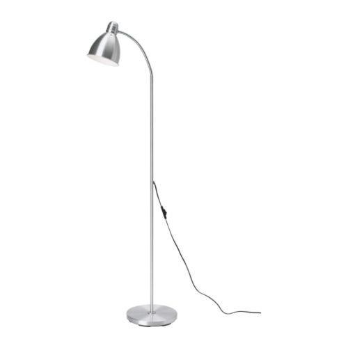 IKEA(イケア) LERSTA 00110904 読書/フロア ランプ, アルミニウム