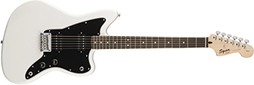 Squier by Fender Affinity Series Jazzmaster HH Electric Guitar - Laurel Fingerboard - Arctic White