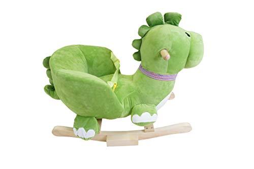 Knorrtoys 40481 – Schaukeltier Dino Olaf mit Sound - 8